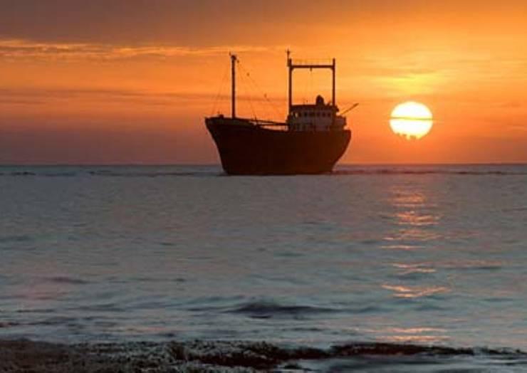 Dimitrios ΙΙ Shipwreck