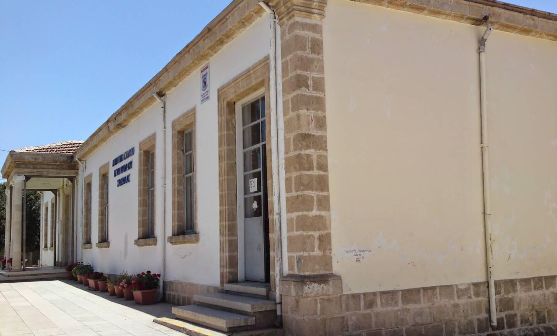 Το παλιό σχολείο της Χλώρακας