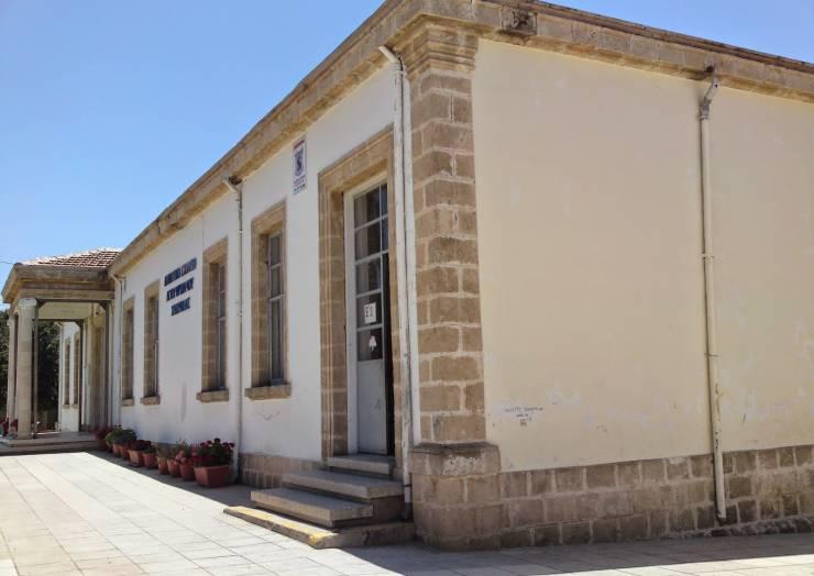 The old school of Chlorakas