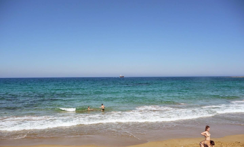Η παραλία της Βρέξης