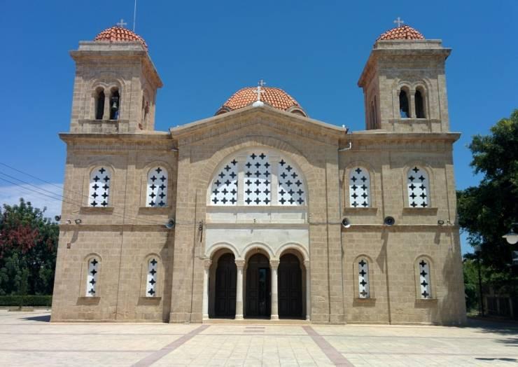 Εκκλησία Παναγιάς Χρυσοαιματούσας
