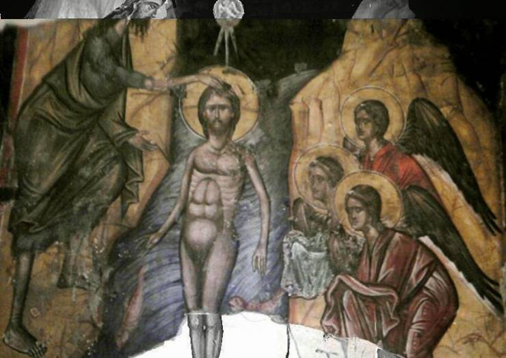 The Christ Naked