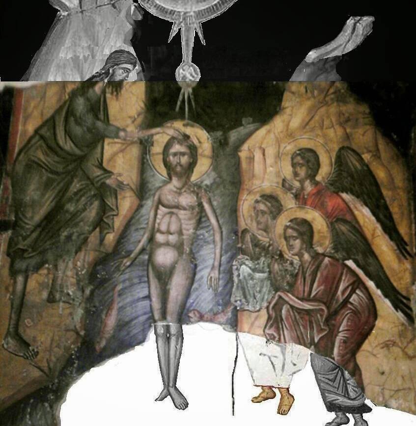 Ο Χριστός Γυμνός